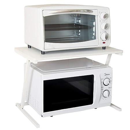 Estante Estante para microondas Estante de cocina Estante ...