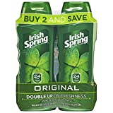 Kyпить Irish Spring Body Wash for Men, Original- 18 ounce (2 count) на Amazon.com