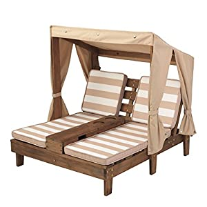 Unique Double Chaise Kidkraft Lounge With Cup Holders In Design Inspiration