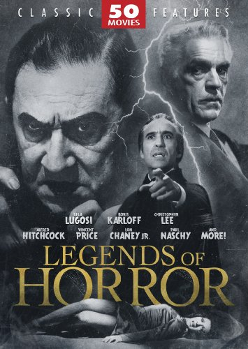 Legends of Horror 50 Movie -