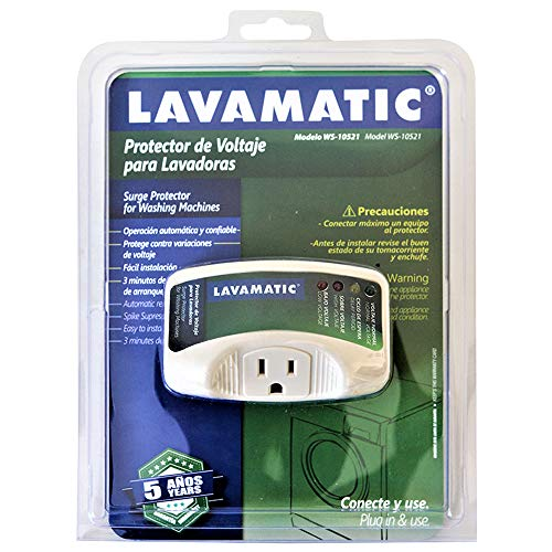 lectronic Surge Protector for Washing Machine – Front Top Load Washers ()