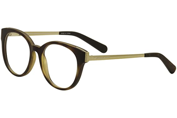 19438e75302 Image Unavailable. Image not available for. Color  Michael Kors Galicia  Eyeglasses MK8010 3021 Dk Tortoise 50 ...