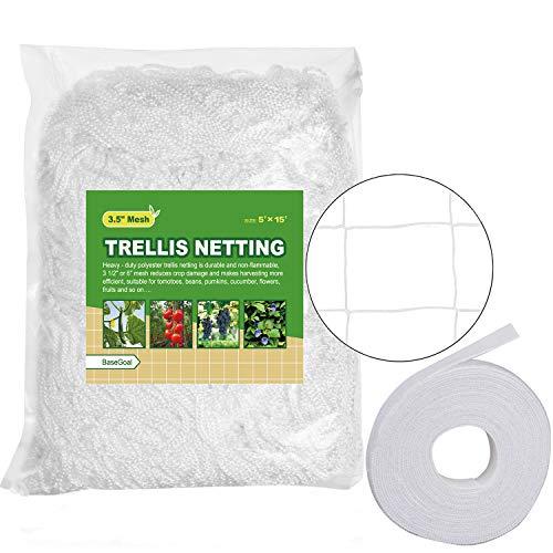 BaseGoal All-Weather Trellis Netting
