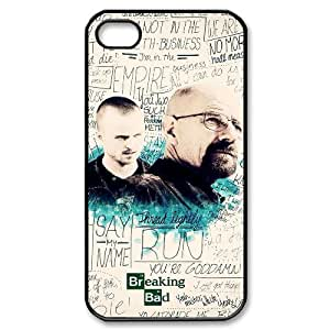 JJZU(R) Design New Fashion Cover Case with Breaking Bad for Iphone 4,4S - JJZU935019