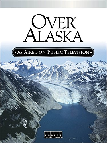 Over Alaska (Best Places To Visit In Alaska With Kids)