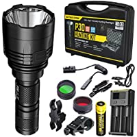Nitecore P30 1000 Lumens 676 Yards Red and Green...