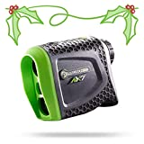 Precision Pro Golf NX7 Laser Rangefinder - Golfing Range Finder Accurate up to 400 Yards - Perfect Golf Accessory