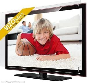 51-52 Pulgadas Vizomax sin Brillo TV Protector de Pantalla para ...