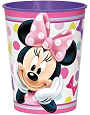 16oz Minnie Mouse Plastic Cup
