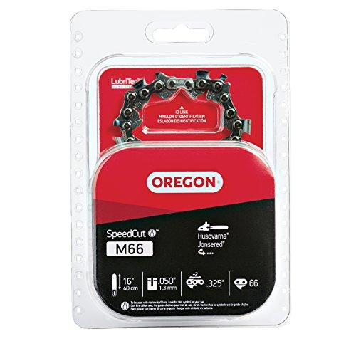 Oregon M66 SpeedCut 16-Inch Chainsaw Chain, Fits Husqvarna,