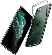 Spigen Liquid Crystal Works with Apple iPhone 11 Pro Case (2019) - Crystal Clear