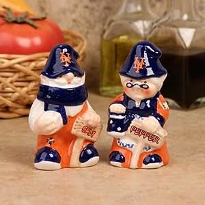 New York Mets Gnome Salt & Pepper Shakers