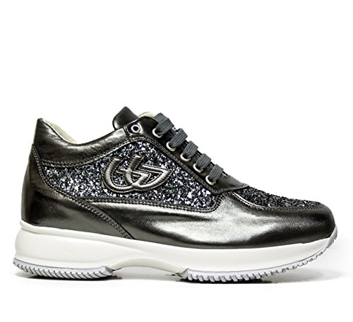 Byblos Sneakers Femme Article 662102 037 Anthracite