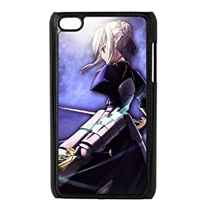 Fate Stay Night iPod Touch 4 Case Black