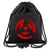 Siawasey Anime Cosplay Backpack Satchel Daypack Bookbag School Bag Drawstring Bucket Bag