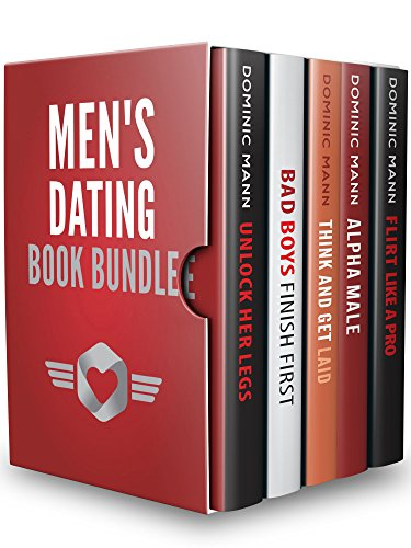 Men's Dating Book Bundle: Flirt Like a Pro, Become an Irresistible Bad Boy, and Get Laid Like Genghis Khan - Dating Advice for Men to Attract Women (Best Flirting Tips For Women)