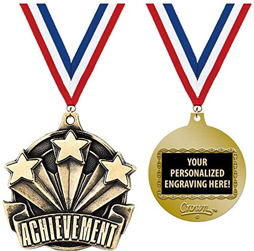 Achievement Medals, 2