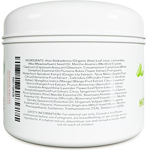 511xuVOVxZL - Natural Skin Tightening Cream - Anti Aging Body Treatment for Women + Men - Anti Cellulite Stretchmark + Scar Remover - Muscle Pain Relief - Antioxidant Hot Cream Gel Moisturizer For Dry + Saggy Skin
