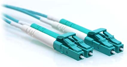 40M LC-LC Duplex Multimode 62.5//125 Fiber Optic Cable
