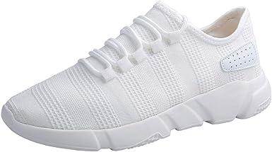 Deportivo Zapatos de Hombre,ZODOF Zapatillas de Running para ...