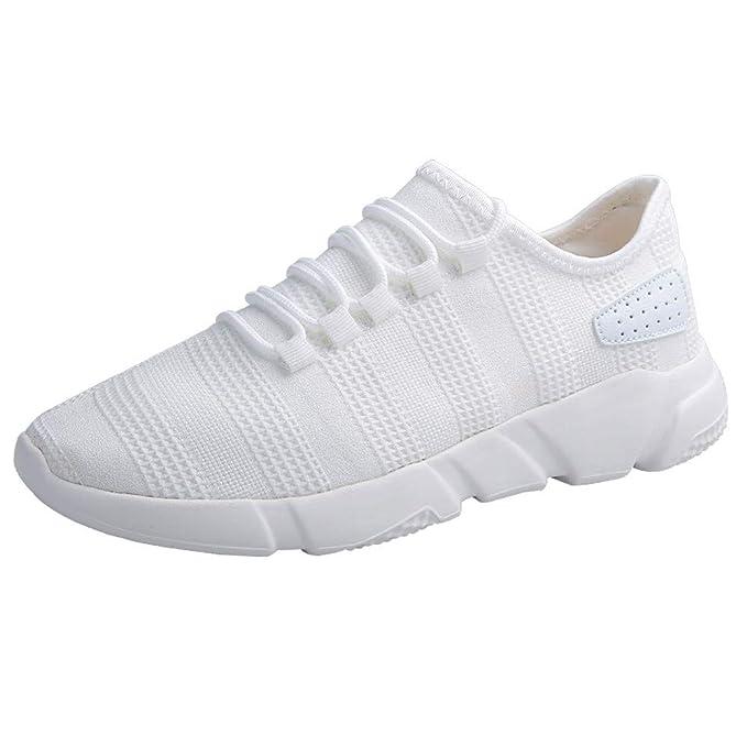 Deportivo Zapatos de Hombre,ZODOF Zapatillas de Running para Hombre Deportivas Zapatos para Correr Malla Respirable Gimnasio Running Sneakers: Amazon.es: ...