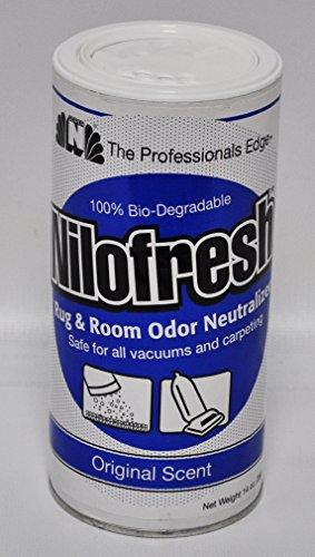 Nilofresh Rug and Room Odor Neutralizer Original Scent 14 oz. ()