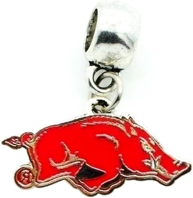 Razorback Charm Bracelet