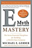 img - for E-Myth Mastery: The Seven Essential Disciplines for Building a World-Class Company book / textbook / text book