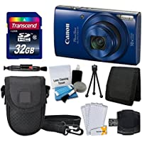 Canon PowerShot ELPH 190 is Digital Camera (Blue) +...