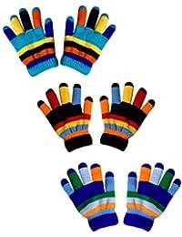 Children's Toddler Warm Winter Gloves and Mittens Value...