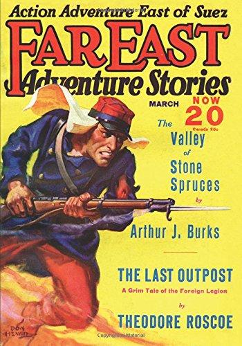 Far East Adventures - 03/31: Adventure House Presents: