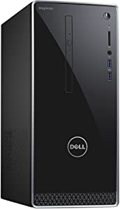 Dell Inspiron 3650 Intel Core i7-6700 X4 3.4GHz 16GB 2TB Win10, Black
