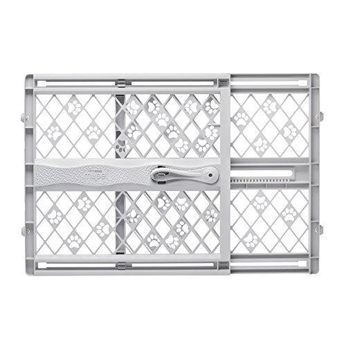 MyPet Paws Portable Pet Gate fits openings 26