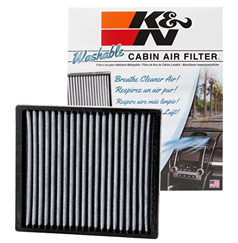 VF2013 K&N CABIN AIR FILTER (Cabin Air Filters):
