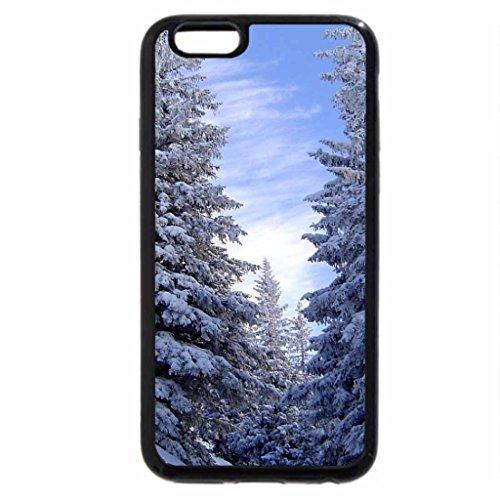 iPhone 6S / iPhone 6 Case (Black) spruces