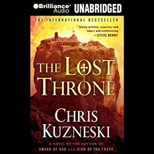 The Lost Throne Audiobook