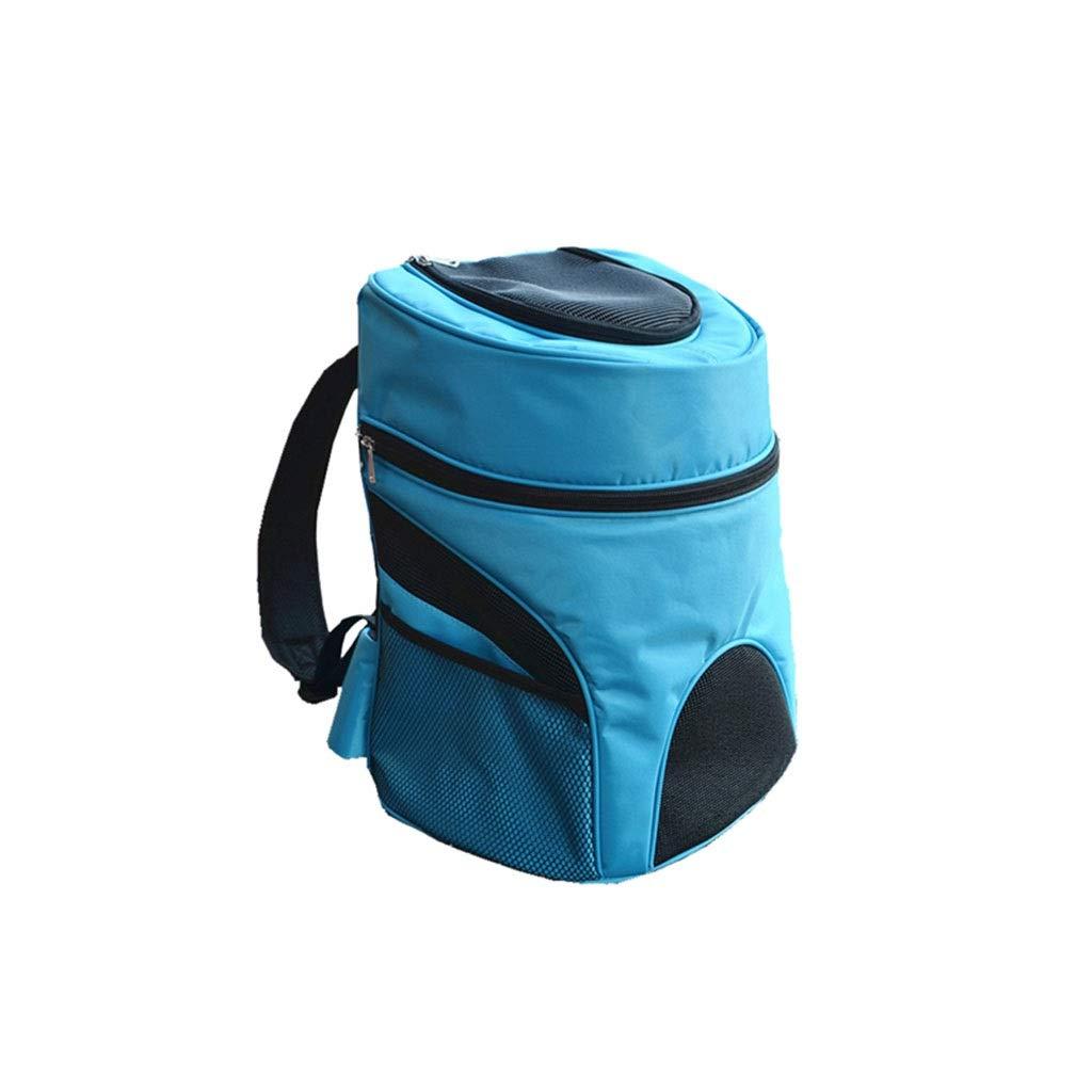 A LBTPDIAN Pet bag  Teddy dog bag  go out portable  dog backpack  cat bag  carry  backpack (color   E, Size   M)