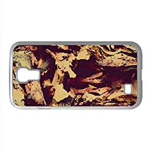 Firewood Watercolor style Cover Samsung Galaxy S4 I9500 Case (Autumn Watercolor style Cover Samsung Galaxy S4 I9500 Case)