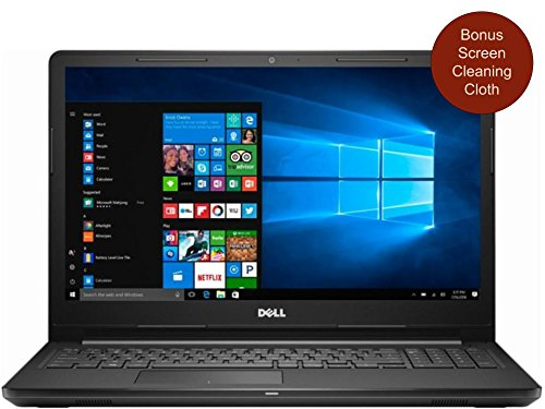 Dell Inspiron High Performance Laptop PC | 15.6 inch HD Touchscreen | Intel Core i5-7200U Dual-Core | 8GB RAM | 2TB HDD | DVDRW | WIFI | Windows 10