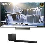 Sony XBR-75X940E 75-inch 4K HDR Ultra HD Smart LED TV (2017 Model) w HT-ST5000 7.1.2ch 800W Dolby Atmos Sound Bar