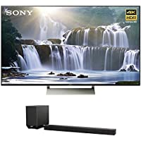 Sony XBR-75X940E 75-inch 4K HDR Ultra HD Smart LED TV (2017 Model) w HT-ST5000 7.1.2ch 800W Dolby Atmos Sound Bar