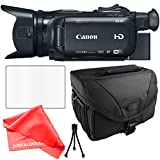 Canon XA30 Camcorder + Camera Case, Table Top Tripod, lens cleaning kit and Lcd Screen Protector