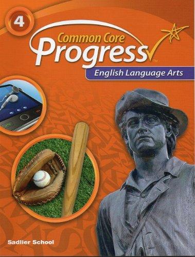 Progress English Language Arts ?2014 Student Edition Grade 4 by Sadlier (2014-05-04)