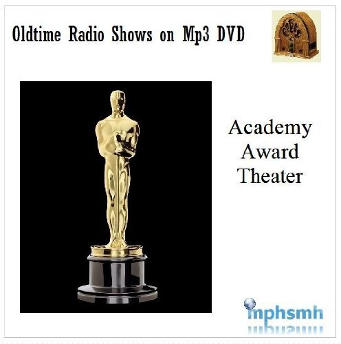 ACADEMY AWARD THEATER Old Time Radio (OTR) Complete series (1946) Mp3 DVD 39 episodes