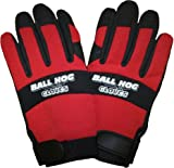Ball Hog Ball Handling Gloves (XL (H.S./College))