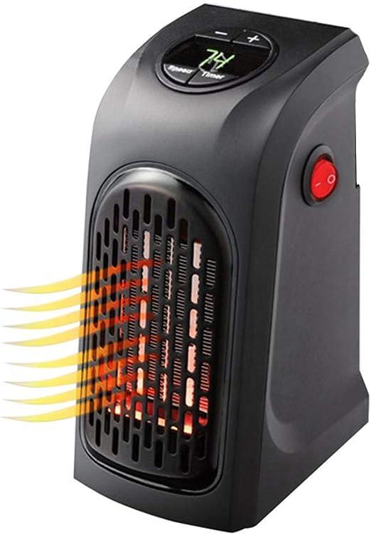 Fdgnb mur-Mounted Space Heater 300 W Personal Mini Radiador de ...