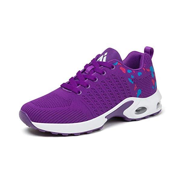 נעלי ריצה לנשים של חברת Mishansha למכירה במגוון צבעים ייחודיים