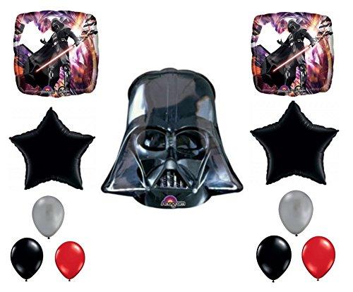Star Wars Darth Vader Balloon Decoration (Darth Vader Party Ideas)
