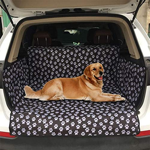155x104x33 black 2 Aigou Dog Bed Pet Cars Mat Cars Pet Seat Waterproof Pets Pad Dog Car Mat Pads Suv Dog Car Trunk Mat Dog Seat Cover Pets Carriers