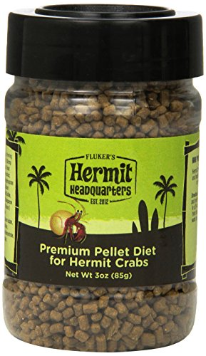 let Diet - Food for Hermit Crabs, 3-Ounce (Diet Hermit Crab Food)
